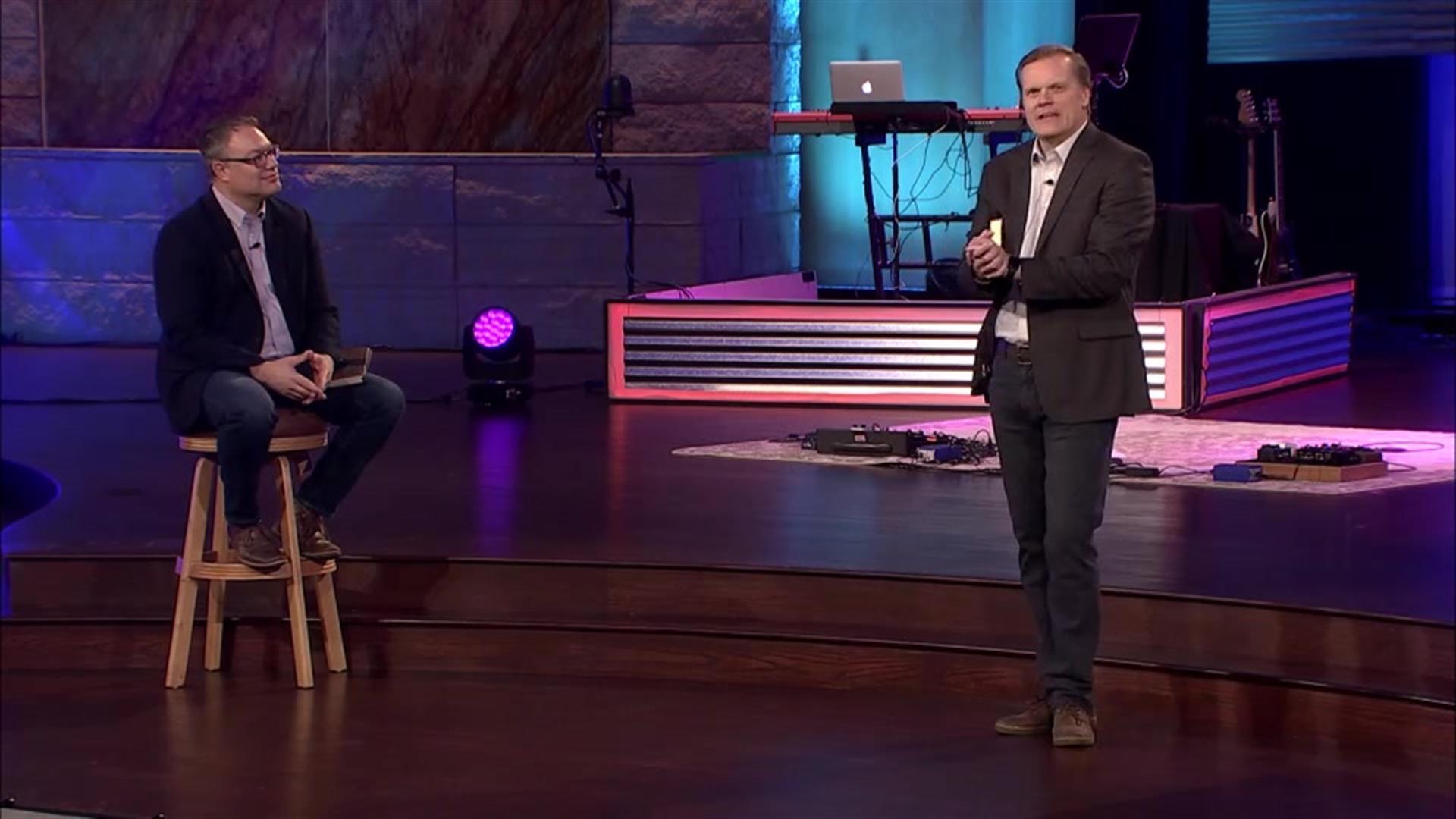 The Power of Love | Mike Housholder & Scott Rains | 04.26.2020